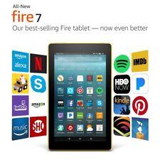 "Amazon Fire 7 Tablet With Alexa 7"" Display 8 GB 7th Gen"