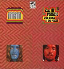 "MAN ""2ozs OF PLASTIC"" ORIG UK 1969 KILLER PROG DEKE LEONARD M-/M-"