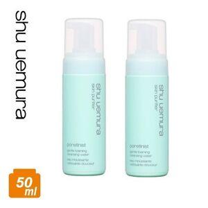Shu Uemura Skin Purifier Porefinist Gentle Foaming Cleansing 100ml = 50ml x 2