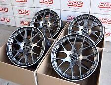 BBS CH-R2 schwarz 4 Felgen 9x21 + 10,5x21 Zoll CH608 / CH609 für Porsche Macan