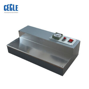 CW-115 Manual Cellophane Wrapping Packing Machine For Cigarette