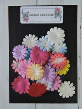 Paper Flowers - Small Multi Coloured