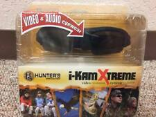 HUNTER SPECIALTIES I-KAM Xtreme BLACK Video Audio Recording Glasses IKAM