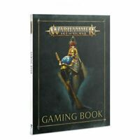 Age of Sigmar Gaming Book - Warhammer Age of Sigmar - Brand New! Latest Edition!