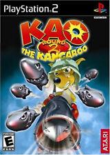 Kao Kangaroo Round 2 PS2 New Playstation 2