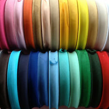 """5M BEST QUALITY COTTON BIAS BINDING-25 MM (1"""" WIDE)- WIDE SELECTION"""