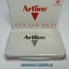 Artline Ehj-3 Stamp Pad #1 Red 67 X 106mm 12202 TRACKED