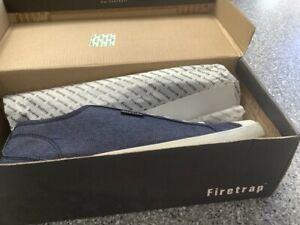 Firetrap Charlie Mens Shoe - Size 10