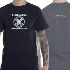 New: NINE INCH NAILS - Censored Year Zero (Small) T-Shirt