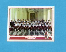 PANINI CALCIATORI 2003-04- Figurina n.733- TORINO - SQUADRA/TEAM FEMM.-NEW