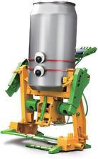 Solar Transformer 6 in 1 Kit, Assembly Toy Kit Renewable Energy Education 6 in 1