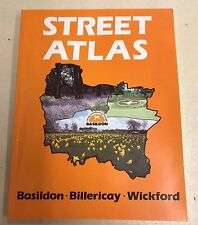 Street Atlas Basildon, Billericay, Wickford