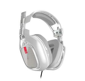 Logitech 939-001515 Astro Gaming A40 TR Headset for PC/MAC (White)