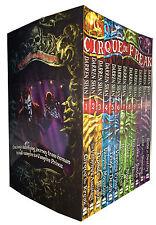 The Saga of Darren Shan Collection 12 Books Set New Cirque du Freak