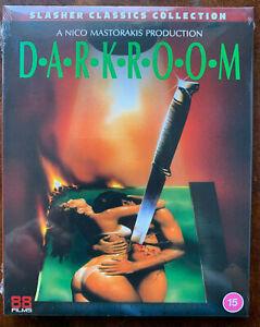 Darkroom Blu-ray 1989 Slasher Horror Movie 88 Films with Slipcover BNIB