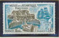 France Stamp Scott #1506, Mint Never Hinged