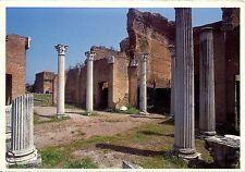 Old Postcard-Tivoli Villa Adriana-Piazza D'Oro