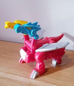 Playskool Heroes Transformers Rescue Bots Heatwave The Fire Bot Dragon Figure