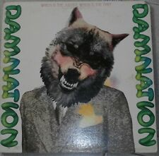 DAMNATION (of Adam Blessing) - Which is the Justice - U.A. 1971 US