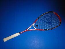 Dunlop Black Max Carbon 520 Squash Racquet. 140g. A+.