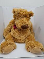 "Vintage Mail on Sunday Large Teddy Bear 23"" Tall."