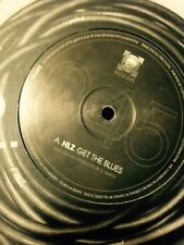 "HLZ - Get the Blues / Lunar Fields 12"" Drum and Bass Vinyl Nu-Directions"