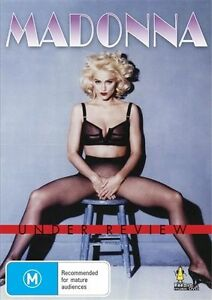 Madonna - The Performance Review (DVD, 2009) R4 NEW