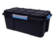 Ondis24 Aufbewahrungsbox Multifunktionsbox L wasserdicht Outdoor schwarz