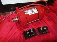 Dual 12/24 volt permanent magnet alternator pma for wind turbine generator power
