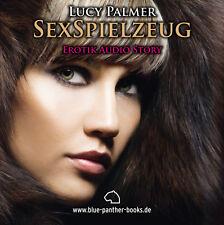 SexSpielzeug | Erotisches Hörbuch 1 CD von Lucy Palmer | blue panther books