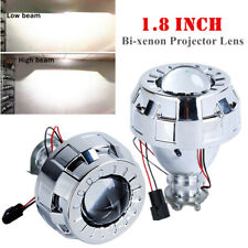 1.8 Inch Car Auto Micro H1 Bi Xenon Projector Double Lens Hi/Lo Beam Headlight