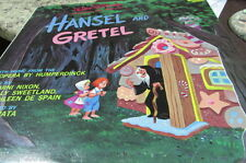 "WALT DISNEY's ""HANSEL AND GRETEL"" DQ-1253 (1964) 12"" LP ENGELBERT HUMPERDINCK EX"