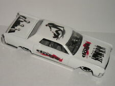 Hot Wheels RESEVOIR DOGS   movie  1965 Lincoln CONTINENTAL  custom car