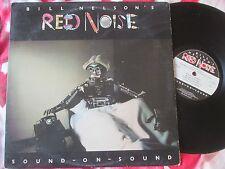 Bill Nelson's Red Noise Sound On Sound Harvest SHSP 4095 UK Vinyl LP Album