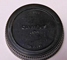 Olympus - Rear Lens Twist On Cap Protector - USED E45L