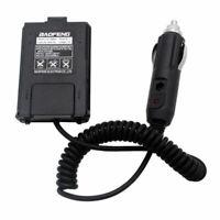12V Car Charger Radio Battery Eliminator For Baofeng UV5RA Plus two way  BI U2U4