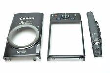 Canon PowerShot ELPH 340 HS IXUS 265 Front Top Rear Cover Repair Part DH5057