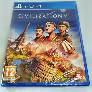 CIVILIZATION VI  PRECINTADO PLAYSTATION 4 / PS4