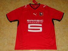 Rennes Soccer Jersey Puma France Top Stade Rennais Maillot Football Shirt NEW