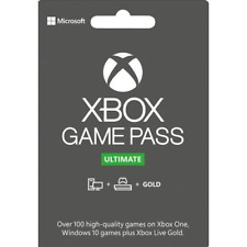 Xbox Live Gold + Game Pass (Ultimate) - 3,6 or 12 Month CD Keys (EU & UK ONLY)