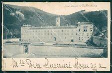 Firenze Reggello Vallombrosa Convento cartolina XB1488