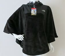 THE NORTH FACE Women's Oso Fleece Poncho XS/S  Black MSRP $140