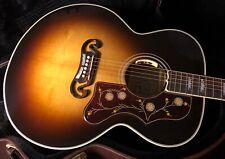 MINT! Gibson SJ-200 Standard Vintage Sunburst Acoustic Guitar OHSC Unplayed 2020