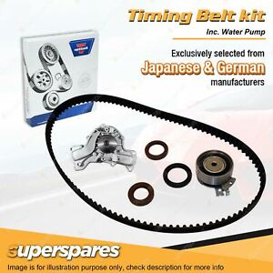 Superspares Timing Belt Kit Inc Water Pump for Holden Combo Van XC 1.6L 4cyl