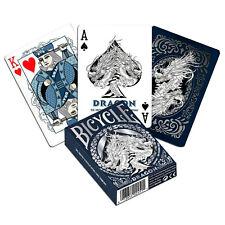 Bicycle DRAGON Premium playing cards Standard index Poker USPCC 1 Deck Art USA
