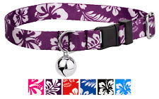 Country Brook Petz® Cat Collar - Hawaiian Collection