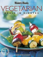 Brand new cookbook  Vegetarian Meals in Minutes by Australian Women's Weekly AWW