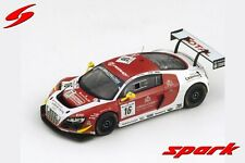 1:43 Audi R8 n°16 Spa 2013 1/43 • SPARK SB047