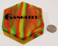 Rasta Color, 110ml Gangster XL Silicone Container
