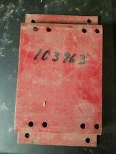 NOS Wheel Horse 103963 Motor Mounting Plate C-160